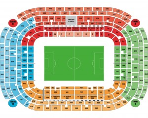 Giuseppe Meazza Seating Map (click on it to enlarge)
